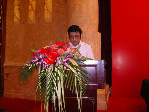 南通国际商会第四届会员代表大会6月3日召开