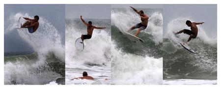 万宁国际冲浪节——海南水上运动新起步