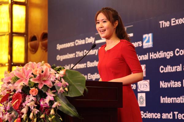 全国英语演讲视频_总理翻译孙宁获全国英语演讲比赛冠军视频
