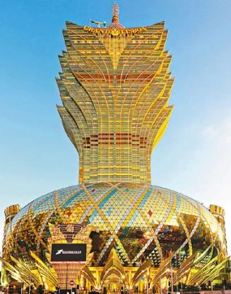 澳门新葡京入选全球20座最具标志性大楼