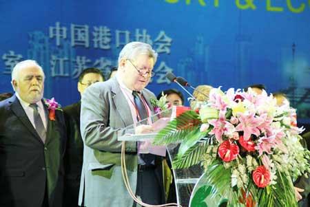 2011中国南通港口经济洽谈会开幕