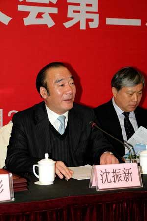 南通贸促会召开第四届会员代表大会第二次会议
