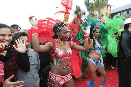 2011年中国海南岛欢乐节今天盛大启动