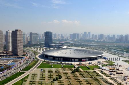 第六届中博会主会场-太原煤炭交易中心图片
