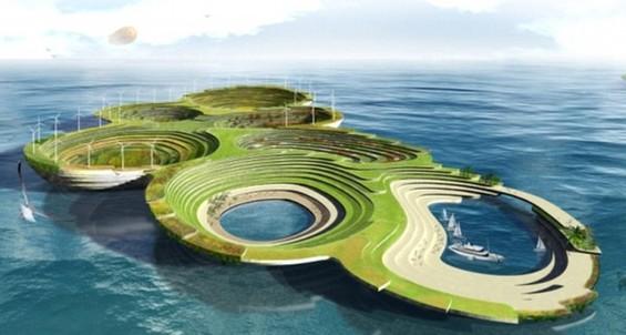 未来摩天大楼如科幻 中国揽括设计前两名(图)图片