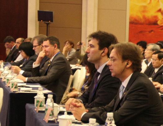 泰州:国内外专家学者论道中国国际医药化工知识产权高峰论坛