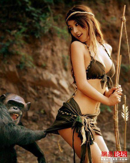 激情色性网_猴子喂避孕药节育实拍动物\