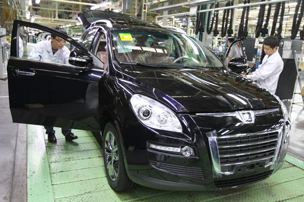 抢滩,做中国人的潮流汽车——访东风裕隆总经理吴新发