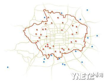 坞村和朝阳区大望京村图片