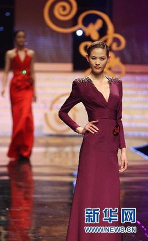 第6届中国超级模特大赛在北京落下帷幕.
