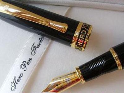 英雄牌钢笔什么牌子好 英雄牌老式钢笔质量怎么样