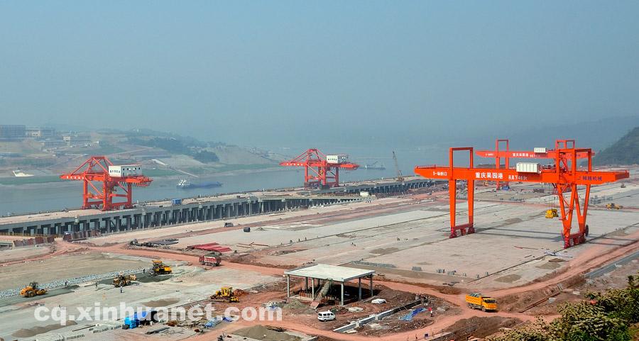 重庆港口:走进新时代