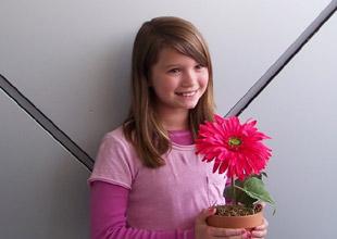 美国女孩美国小女孩2010世博会美国馆电影女孩rain