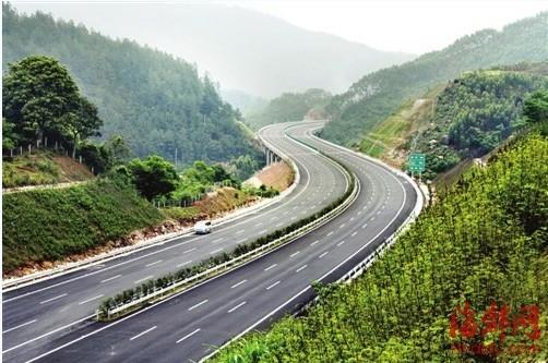 备受关注的福永高速公路就要通车了,届时,从永泰城关到福州
