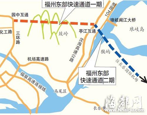 争取今年内动建东部快速通道,道庆洲过江通道,滨海大通道,104国道改造