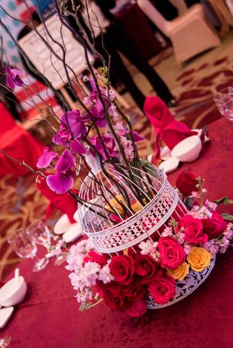 福州香格里拉大酒店推出春季婚礼主题盛典