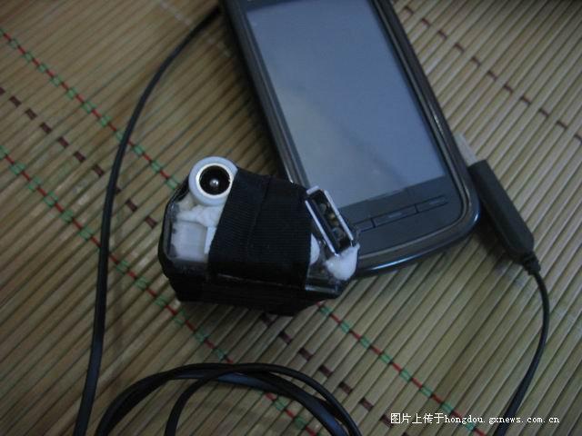diy充电器usb接线图解