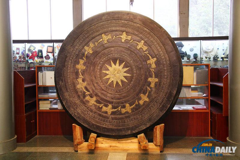 走进广西壮族自治区博物馆