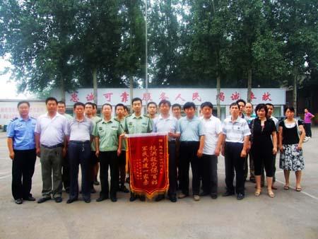 7月24日,渑池县遭受暴雨袭击,仁村乡北坻坞村和台口村等地发生重大