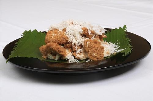 哈尔滨香格里拉大酒店将呈献美食上海地道[1]-+中国v美食缅甸馆美食图片