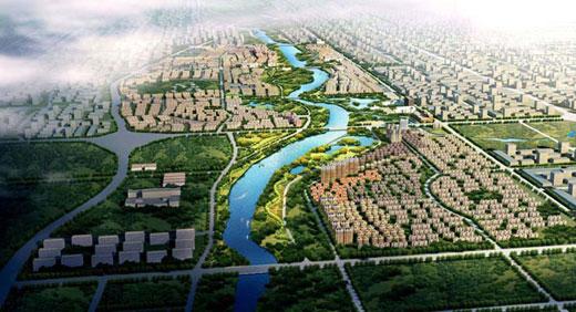 长春高新区向现代化科技新城迈进
