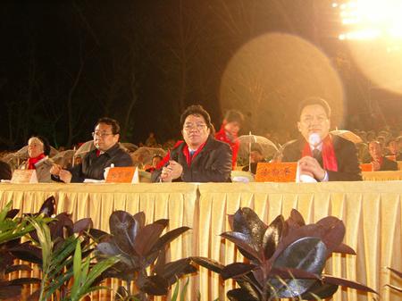 第三届泰州国际旅游节隆重开幕