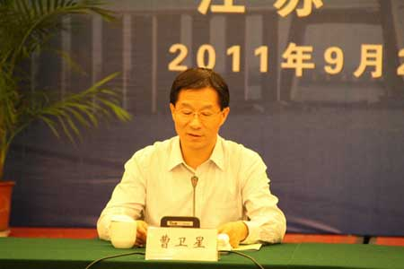 江苏民盟沿海开发座谈会在南通举行