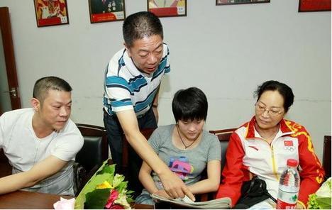 陈若琳:我取得的成绩与母校的辛勤是分不开的