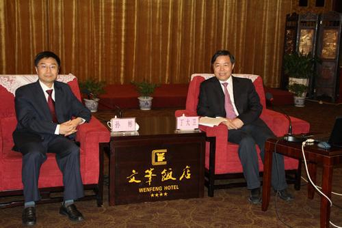 知名侨商代表团莅临南通出席首届中国南通江海博览会