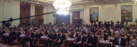 2013台商产业转型升级峰会在南通举行