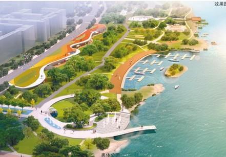 5公顷将进行景观提升 (记者于海)继市府广场景观规划设计方案征求市民