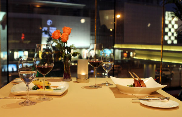 ...法国美食.   在沈阳丽都索菲特酒店丽贝屋法餐厅,本月主推普...