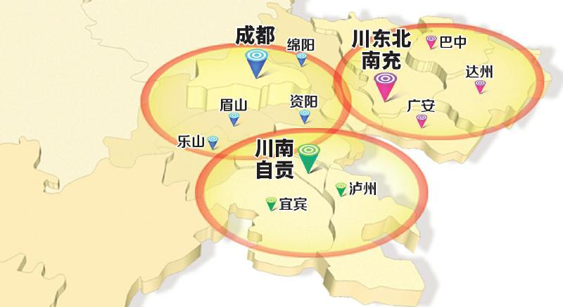 5个区域规则设计图