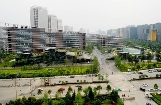 成都高新区天府软件园