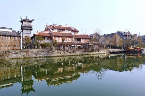 寻访京杭大运河系列报道之一 运河让枣庄重新焕发生机