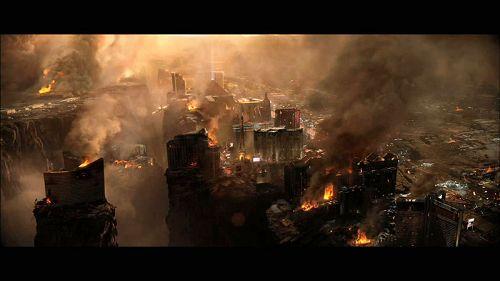 《2012》电影中世界末日的情景.-盘点 世界末日 预言 末日真的回来吗