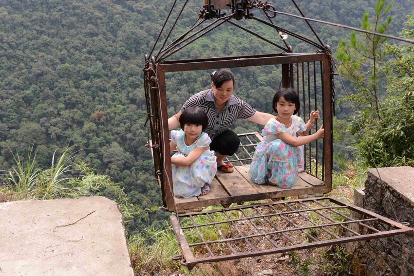 社会  湖北省恩施州鹤峰县铁炉白族乡渔山村是鹤峰县东南偏远的山村