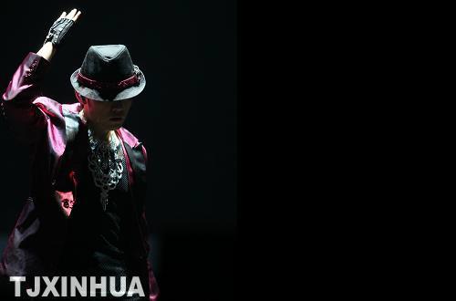 周杰伦 跨时代 巡演天津开唱图片