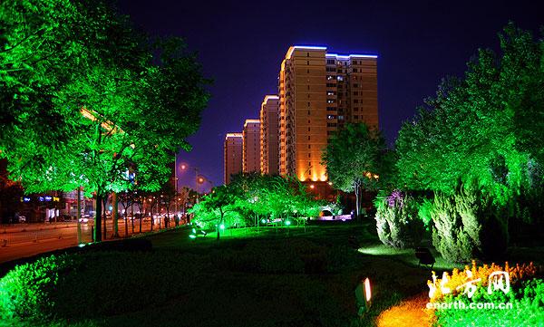天津夜景灯光荣获 城市照明建设奖 一等奖