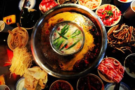 暖和的美味 国内知名火锅大盘点图片