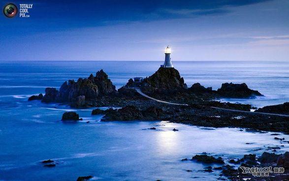 盘点全世界最美的灯塔