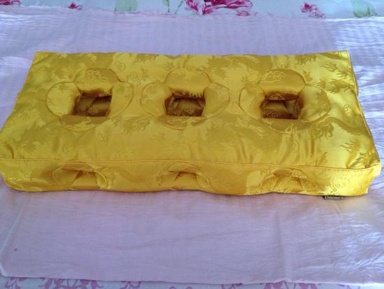 蒙古耳枕:是传统,更是传奇