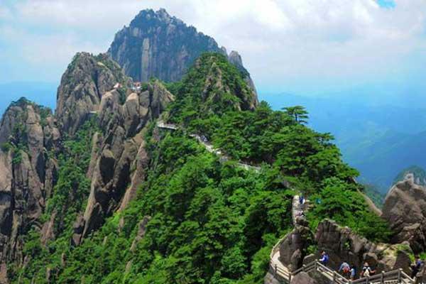 中国旅游日,黄山风景区推出惠民措施(资料图)