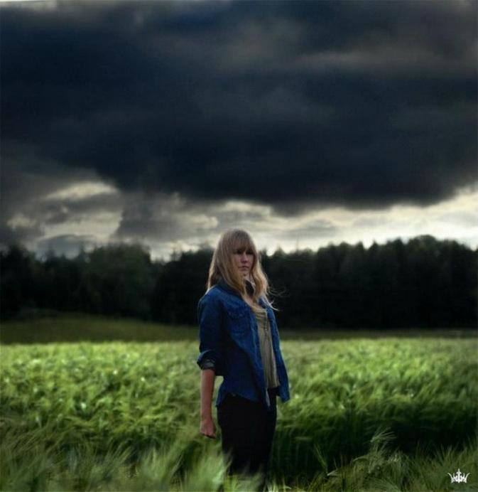 创意 浪漫 17岁/Vilde Indrehus 是来自挪威的一位17岁摄影师,在Instagram社群...