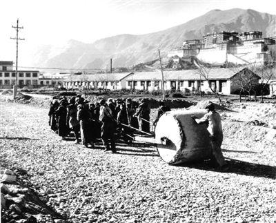 新旧西藏对比:短短几十年跨越上千年