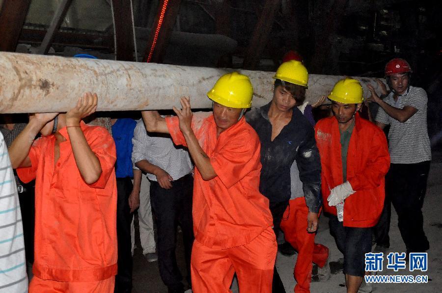 中铁隧道云南事故_云南富宁发生隧道垮塌 15人被困400余人紧急救援[2]- 中国日报网
