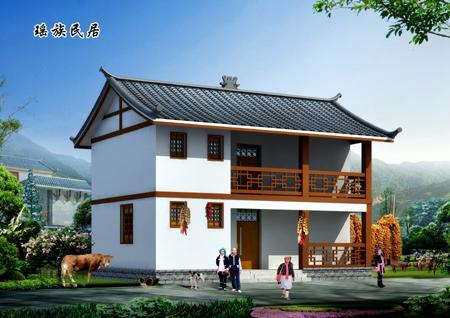 云南农村小型别墅图