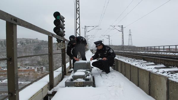 检查线路设施设备