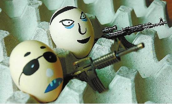 鸡蛋的表情- 中国日报网