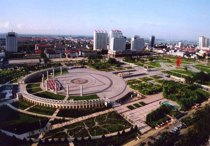 临沂人民广场图片